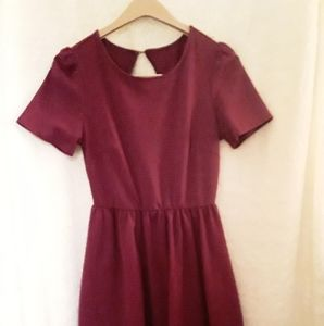Fusia Size L Forever 21 Dress